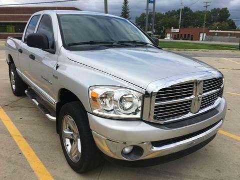 2007 Dodge Ram Pickup 1500 for sale at City Auto Sales in Roseville MI