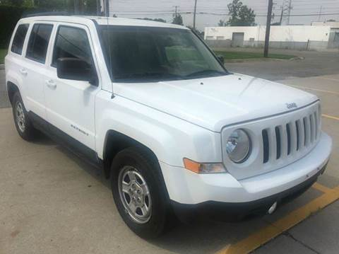 2012 Jeep Patriot for sale at City Auto Sales in Roseville MI