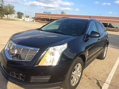 2010 Cadillac SRX for sale in Roseville, MI