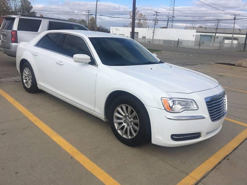 City Auto Sales - Used Cars - Roseville MI Dealer