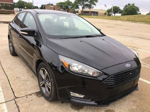 2016 Ford Focus for sale at City Auto Sales in Roseville MI