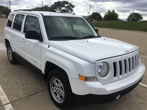 Patriot Auto Sales >> Jeep Patriot For Sale In Roseville Mi City Auto Sales