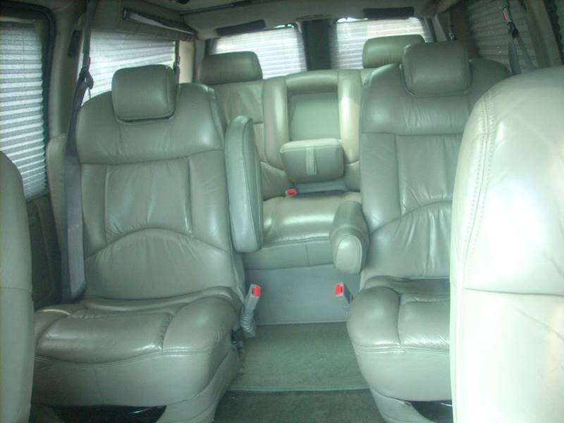 2004 Chevrolet Express Passenger for sale at GREENFIELD MOTORS in Milwaukee WI