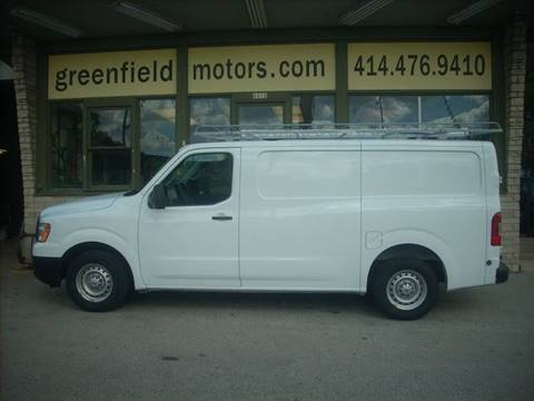 2014 Nissan NV Cargo for sale in Milwaukee, WI