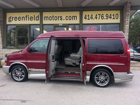 2006 GMC Savana Passenger For Sale In Milwaukee WI