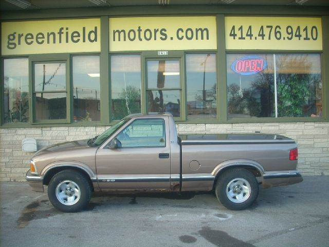 1997 Chevrolet S-10 for sale at GREENFIELD MOTORS in Milwaukee WI