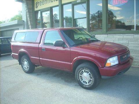 2000 GMC Sonoma for sale at GREENFIELD MOTORS in Milwaukee WI