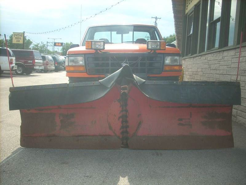 1997 Ford F-250 for sale at GREENFIELD MOTORS in Milwaukee WI