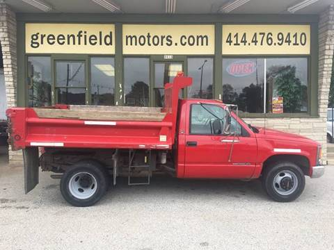 1999 GMC C/K 3500 Series for sale in Milwaukee, WI
