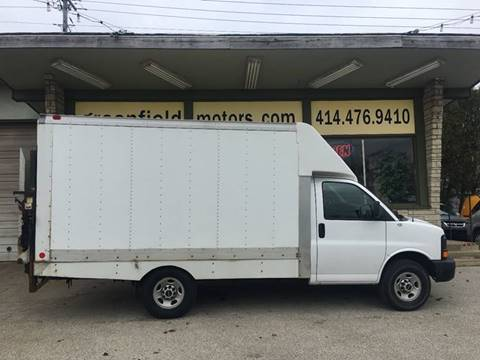 Box Trucks For Sale In Milwaukee Wi Carsforsale Com