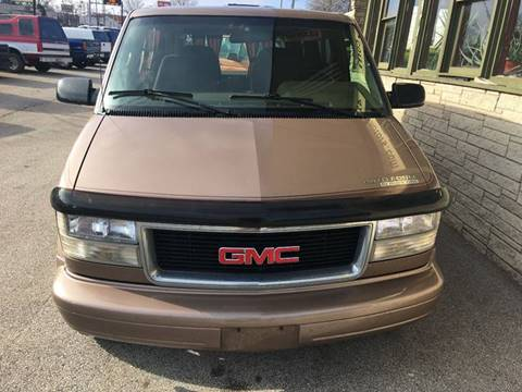 1995 GMC Safari