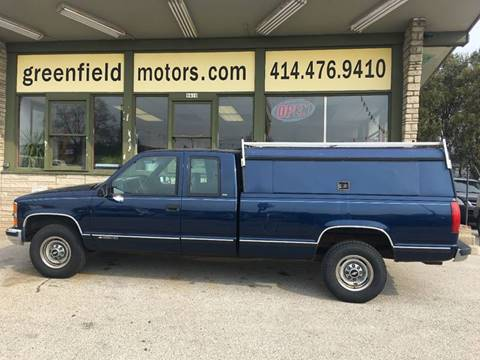 1998 Chevrolet C/K 2500 Series for sale in Milwaukee, WI