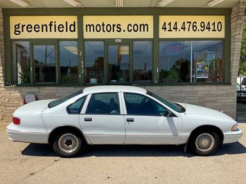 1995 Chevrolet Caprice for sale in Milwaukee, WI