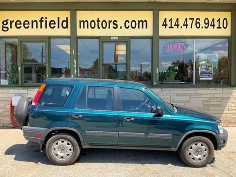 1998 Honda CR-V for sale in Milwaukee, WI