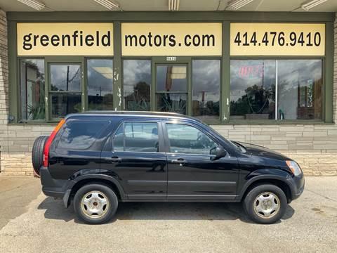 2003 Honda CR-V for sale in Milwaukee, WI