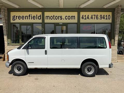 2002 Chevrolet Express Cargo for sale in Milwaukee, WI
