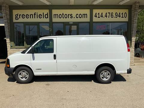Cars For Sale in Milwaukee, WI - GREENFIELD MOTORS