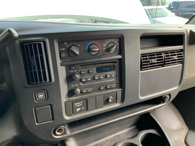 2006 Chevrolet Express Passenger LS 3500 (image 15)