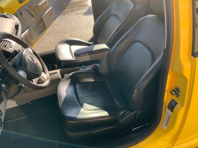 2002 Volkswagen New Beetle GLS (image 13)