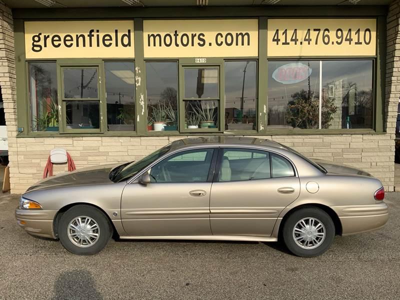 2005 Buick LeSabre Custom (image 1)