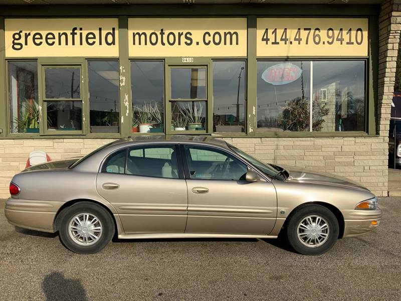 2005 Buick LeSabre Custom (image 2)