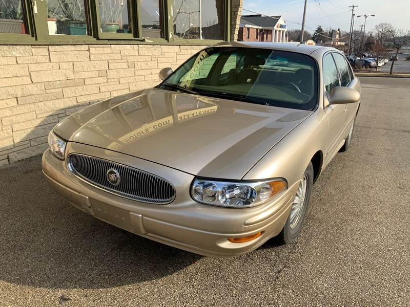 2005 Buick LeSabre Custom (image 8)