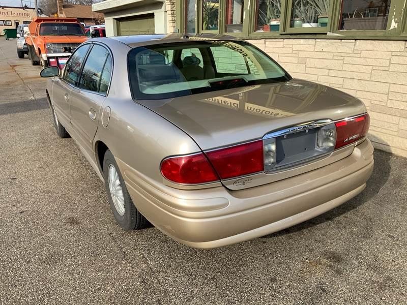 2005 Buick LeSabre Custom (image 9)