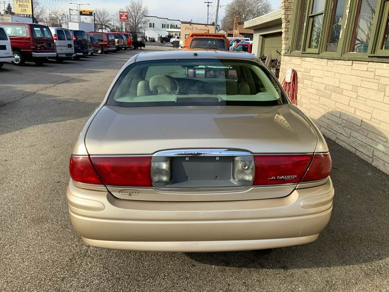 2005 Buick LeSabre Custom (image 10)