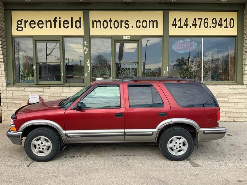 1998 Chevrolet Blazer LS (image 2)