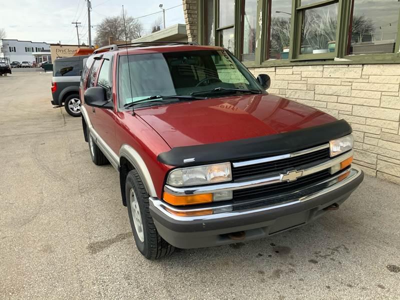 1998 Chevrolet Blazer LS (image 4)