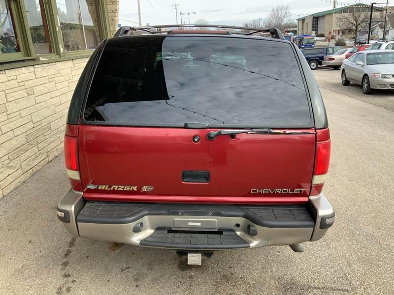 1998 Chevrolet Blazer LS (image 6)