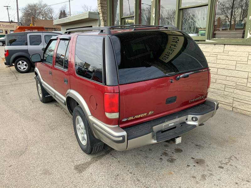 1998 Chevrolet Blazer LS (image 9)