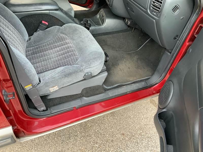 1998 Chevrolet Blazer LS (image 18)