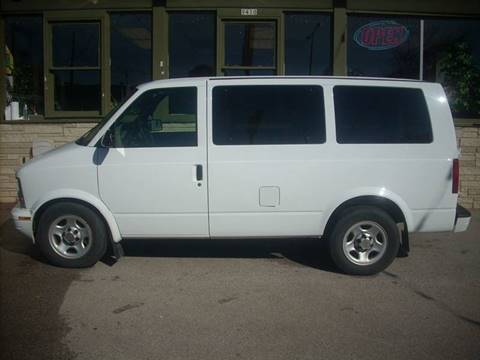 2005 Chevrolet Astro for sale at GREENFIELD MOTORS in Milwaukee WI