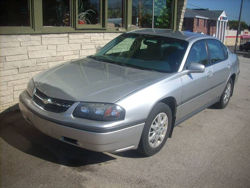 2005 Chevrolet Impala for sale at GREENFIELD MOTORS in Milwaukee WI