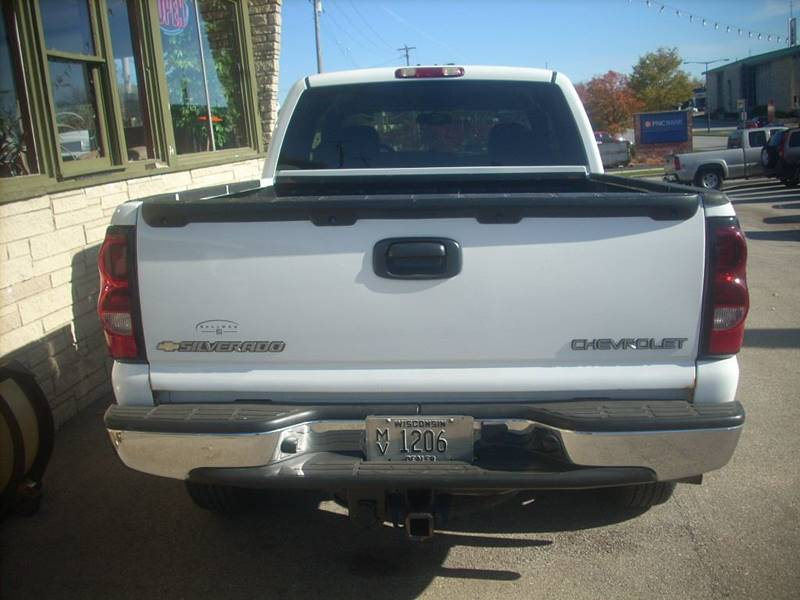2004 Chevrolet Silverado 1500 for sale at GREENFIELD MOTORS in Milwaukee WI
