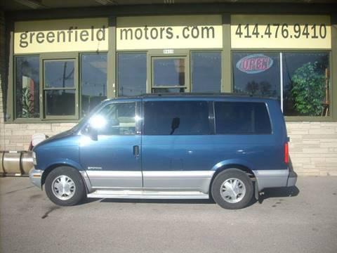 1999 GMC Safari for sale in Milwaukee, WI