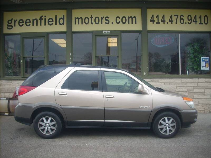 2002 Buick Rendezvous Overview | Cars.com