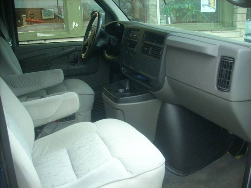 2004 Chevrolet Express Cargo for sale at GREENFIELD MOTORS in Milwaukee WI