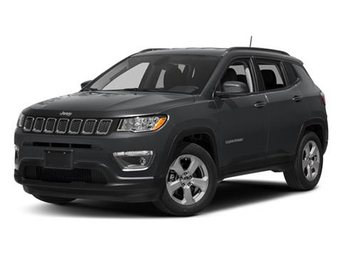 2018 Jeep Compass for sale in Sheldon, IA