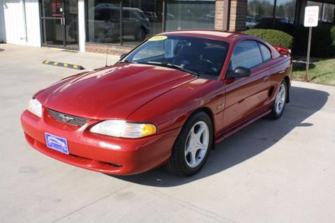 1995 Ford Mustang for sale in Sheldon, IA