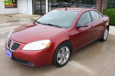2008 Pontiac G6 for sale in Sheldon, IA