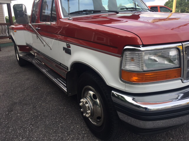 1992 Ford F-250 2dr XLT Lariat Extended Cab LB - Newton NC