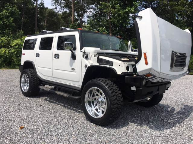 2004 HUMMER H2 Lux Series 4WD 4dr SUV - Newton NC