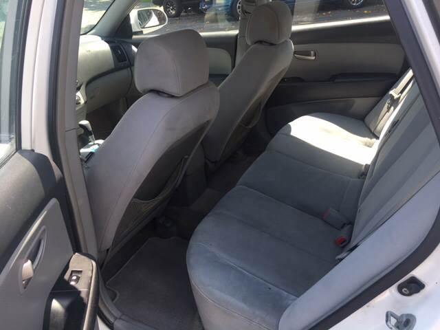 2007 Hyundai Elantra SE 4dr Sedan - Newton NC