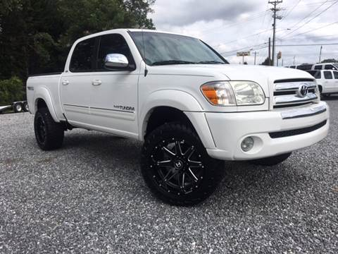 2006 toyota tundra for sale in north carolina. Black Bedroom Furniture Sets. Home Design Ideas