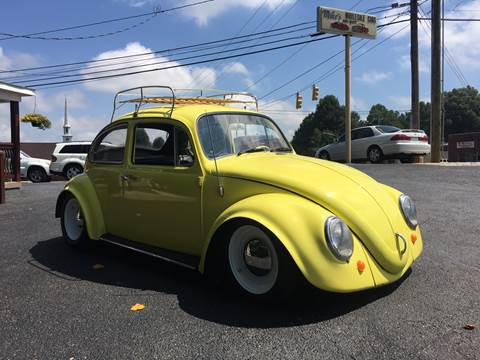 1965 Volkswagen Beetle for sale at Mike's Wholesale Cars in Newton NC