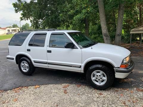 1999 Chevrolet Blazer for sale in Newton, NC