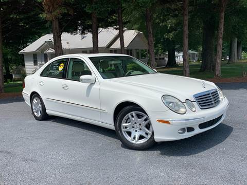 Mercedes Benz For Sale In Newton Nc Mike S Wholesale Cars