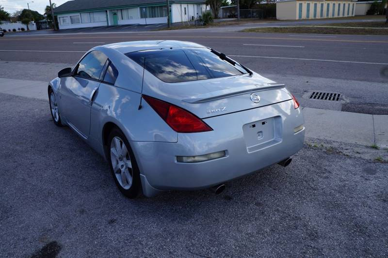 2003 Nissan 350Z Touring 2dr Coupe - Clearwater FL